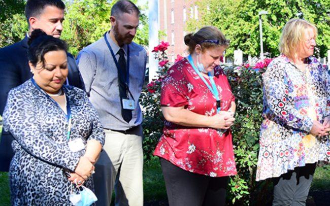 Ribbon Cutting | Ark Celebrates 1 Year at St. Camillus